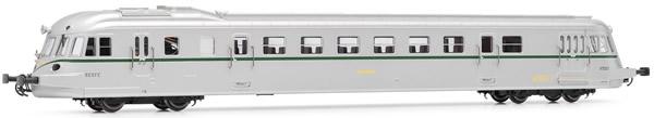 Electrotren E2142 - Spanish Diesel Railcar ABJ 7 of the RENFE