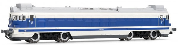 """Electrotren E2367 - Spanish Diesel Locomotive 354.008 """"Virgen de Montserrat"""" of the RENFE"""