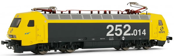 Electrotren E2522 - Spanish Electric Locomotive 252.014 of the RENFE
