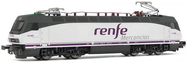 Electrotren E2524 - Spanish Electric Locomotive 252.017 Renfe Mercancías of the RENFE
