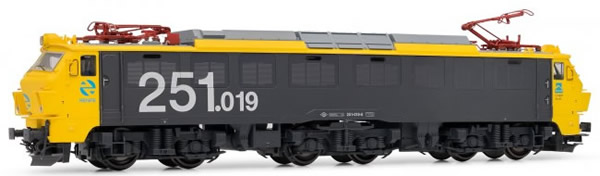 Electrotren E2596 - Spanish Electric Locomotive 251.019 of the RENFE