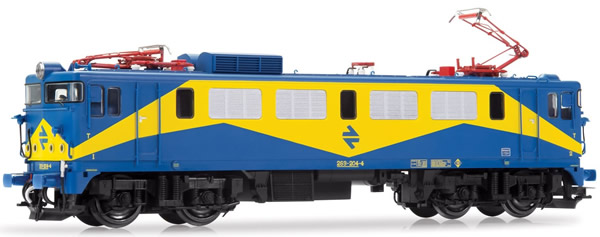 "Electrotren E2640 - Spanish Electric Locomotive 269-204-4 ""Mazinger"" of the RENFE"