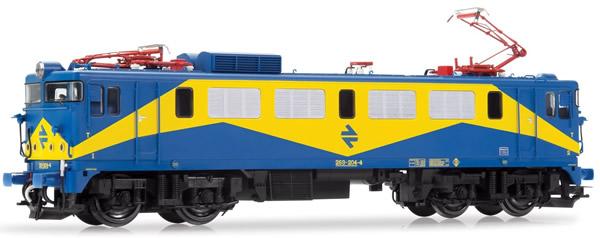 "Electrotren E2640S - Spanish Electric Locomotive 269-204-4 ""Mazinger"" of the RENFE (DCC Sound Decoder)"