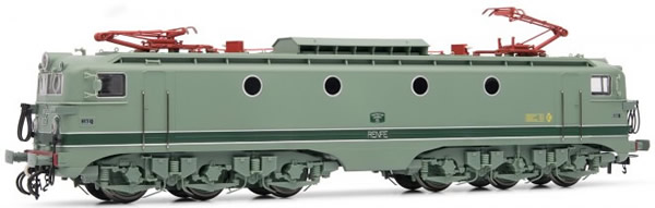 Electrotren E2743S - Spanish Electric Locomotive class 8634 of the RENFE (DCC Sound Decoder)