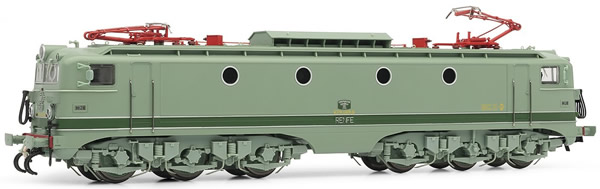 Electrotren E2745 - Spanish Electric Locomotive class 276.128 of the RENFE