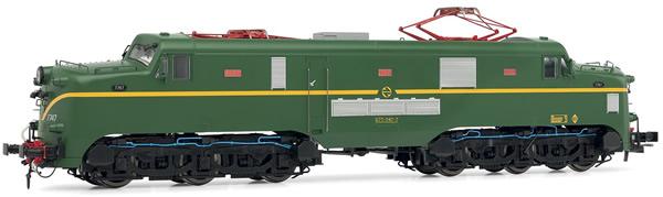 Electrotren E2763 - Spanish Electric Locomotive 277.047 of the RENFE