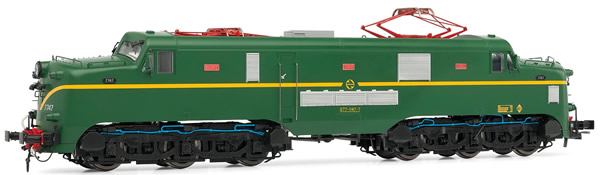Electrotren E2763D - Spanish Electric Locomotive 277.047 of the RENFE (DCC Decoder)