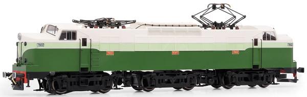Electrotren E3024 - Spanish Electric Locomotive 7802 of the RENFE