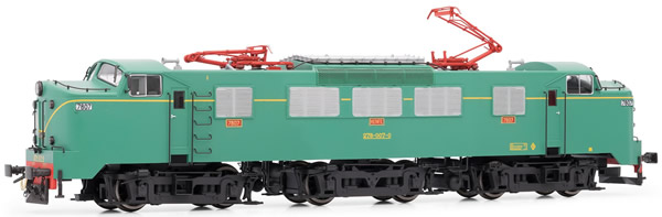 Electrotren E3030 - Spanish Electric Locomotive 278.007 of the RENFE