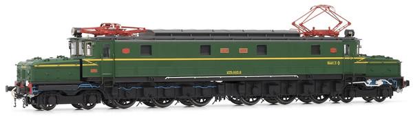 Electrotren E3032D - Spanish Electric Locomotive 7503 of the RENFE (DCC Decoder)