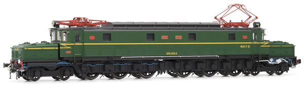 Electrotren E3032S - Spanish Electric Locomotive 7503 of the RENFE (DCC Sound Decoder)