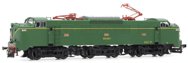 Electrotren E3033D - Spanish Electric Locomotive 278-018-7 of the RENFE (DCC Decoder)