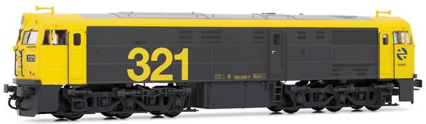 Electrotren E3119 - Spanish Diesel Locomotive 321.025 of the RENFE