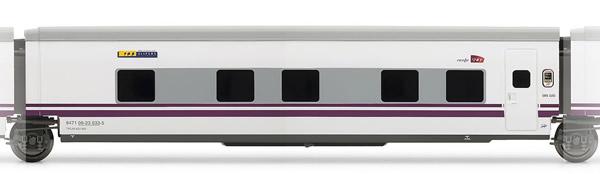 Electrotren E3274 - Sleeping Coach Talgo Elipsos door on right
