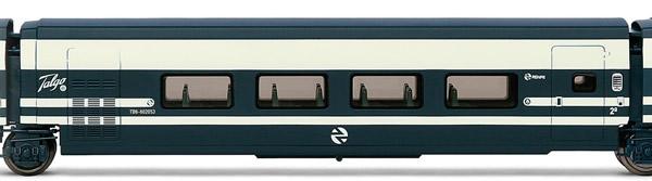 Electrotren E3281 - 2nd Class Passenger Coach Talgo Pendular