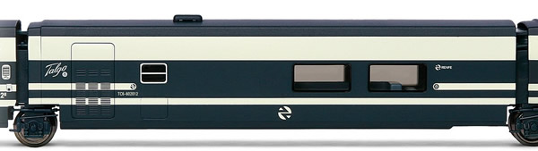 Electrotren E3282 - Cafetéria Coach Talgo Pendular