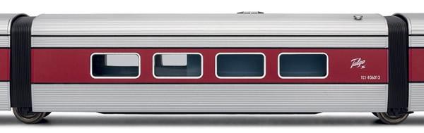 Electrotren E3342 - Cafeteria Coach Talgo III