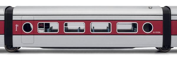 Electrotren E3343 - 1st Class Intermediate Coach Talgo III