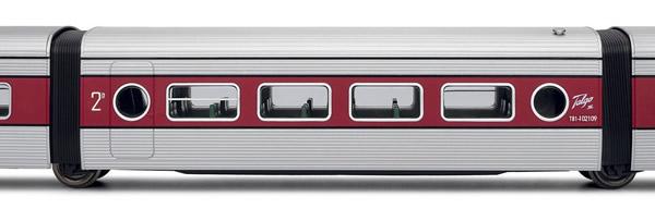 Electrotren E3344 - 2nd Class Intermediate Coach Talgo III