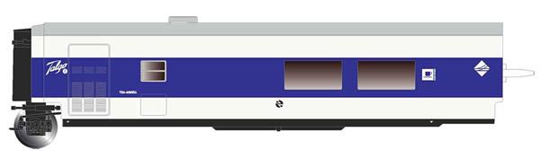 """Electrotren E3348 - Cafeteria Coach Talgo Pendular """"Largo Recorrido"""""""