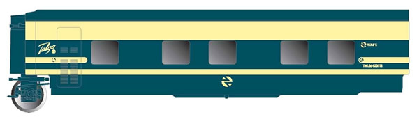Electrotren E3351 - Sleeping Coach Trenhotel Talgo