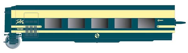 Electrotren E3354 - Restaurant Coach Trenhotel Talgo