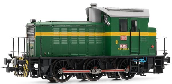 Electrotren E3810 - Spanish Diesel Locomotive 303.035 of the RENFE