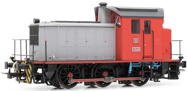 Electrotren E3814 - Spanish Diesel Locomotive 303.049 of the RENFE
