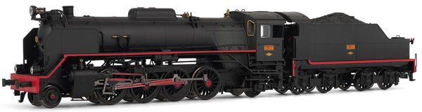 Electrotren E4156 - Spanish Steam Locomotive141-2109 Mikado of the RENFE