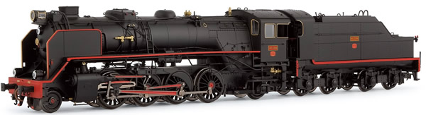 Electrotren E4164 - Spanish Steam Locomotive 141F2396 Mikado of the RENFE