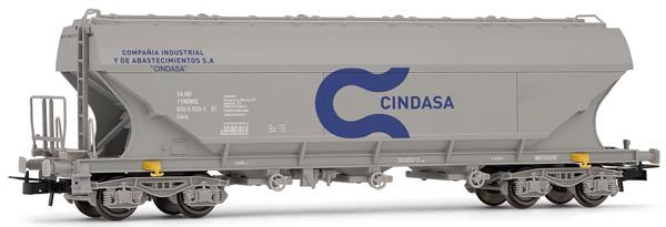 """Electrotren E8017 - Hopper wagon """"CINDASA"""""""