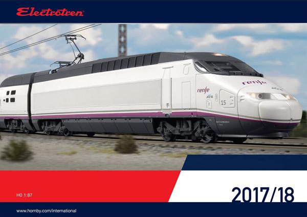 Electrotren HPE2018 - 2017 / 2018 Catalog