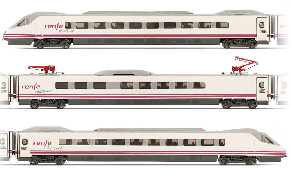 Ho Electric Train Cars