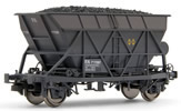 Hopper Wagon, weathered, with coal load