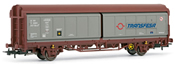 Wagon - box car- type Hbis, RENFE