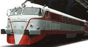 Locomotive 352 (2005T)Virgen del Carmen   DC with Sound