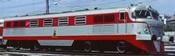 Locomotive  352.001(Talgo) Virgen del Rosario   DC with Sound