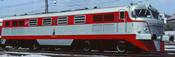 Locomotive  352.001(Talgo) Virgen del Rosario  AC Digital