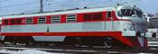 Locomotive  352.001(Talgo) Virgen del Rosario   AC Digital   with Sound