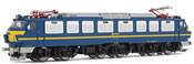 Spanish Electric Locomotive 251.015 of the RENFE