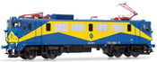 "Spanish Electric Locomotive 269-204-4 ""Mazinger"" of the RENFE (DCC Sound Decoder)"