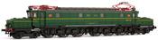 Spanish Electric Locomotive 7208 of the RENFE