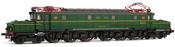 Spanish Electric Locomotive 7208 of the RENFE (Sound Decoder)