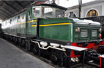 Spanish Electric Locomotive 7507 of the RENFE