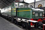 Spanish Electric Locomotive 7507 of the RENFE (Sound Decoder)