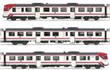 "Spanish 3pc Set DMU class 592 ""Cercanías"" of the RENFE (DCC Sound Decoder)"