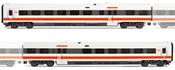 Set x 2 units  DMU TRD Regional with interior light  AC Digital  , RENFE