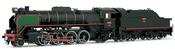 Locomotive Mikado 141 Museum version  AC Digital   with Sound