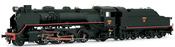 Locomotive Mikado 141 Origin livery DC Sound