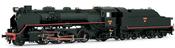 Locomotive Mikado 141 Origin livery  AC Digital   with Sound